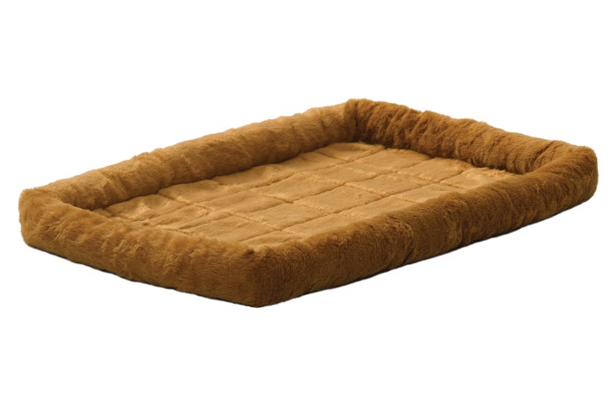 Quiet Time Pet Bed Cinnamon